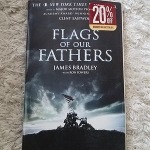 Flags Of Our Fathers Paper Back Book